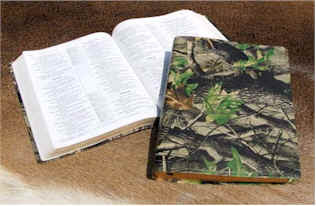 Camo Bible