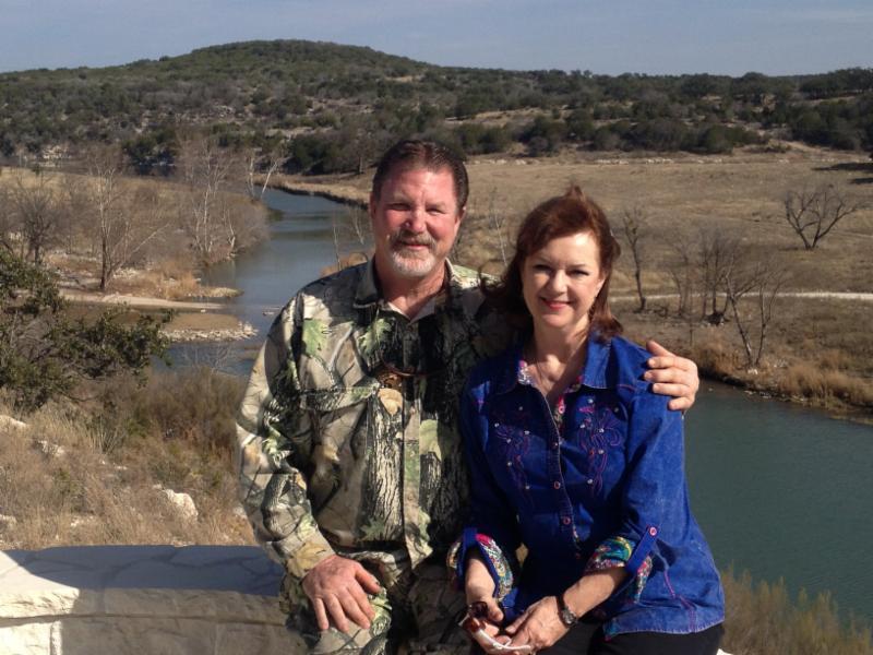Husband/Wife Doe Hunts