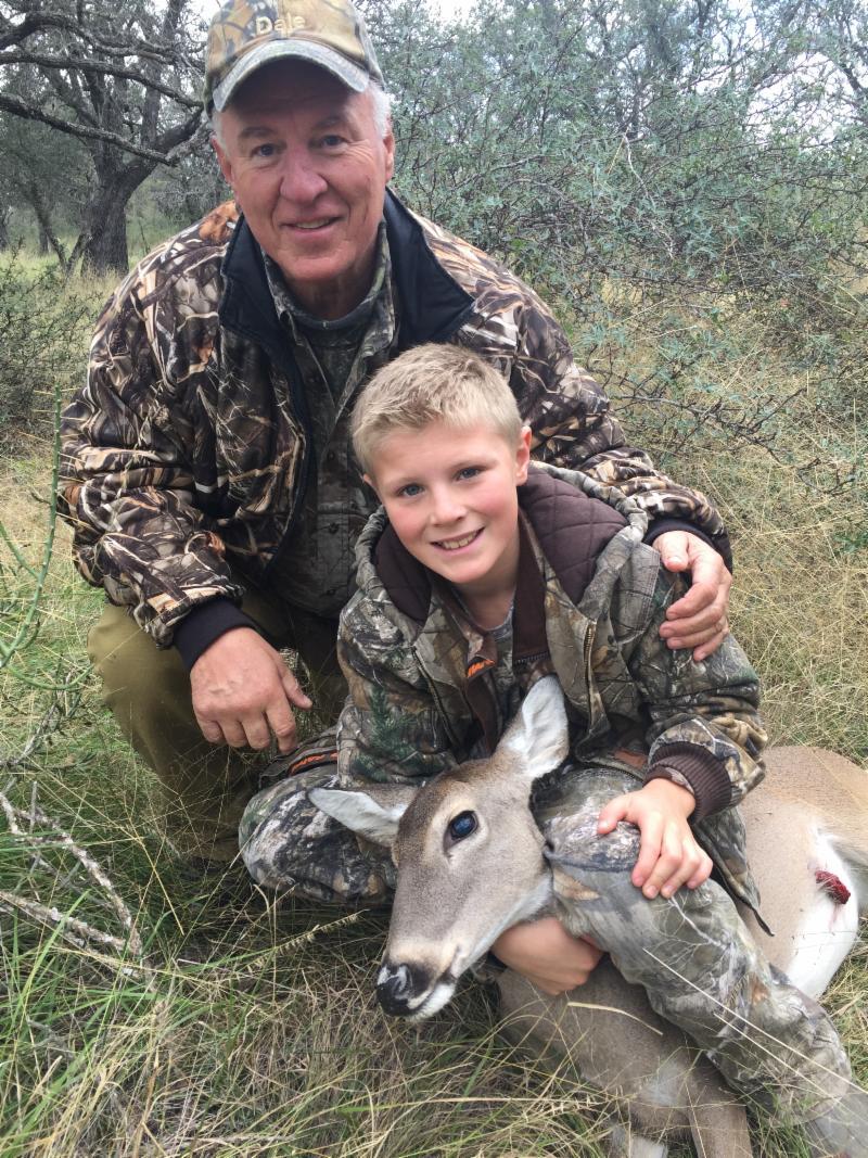 Father/Child Doe Hunts