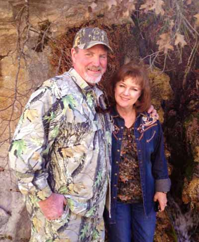 Jimmy and Judy Hassell