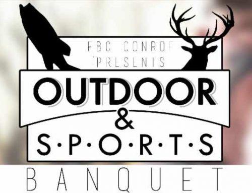 FBC Conroe Outdoor & Sports Banquet